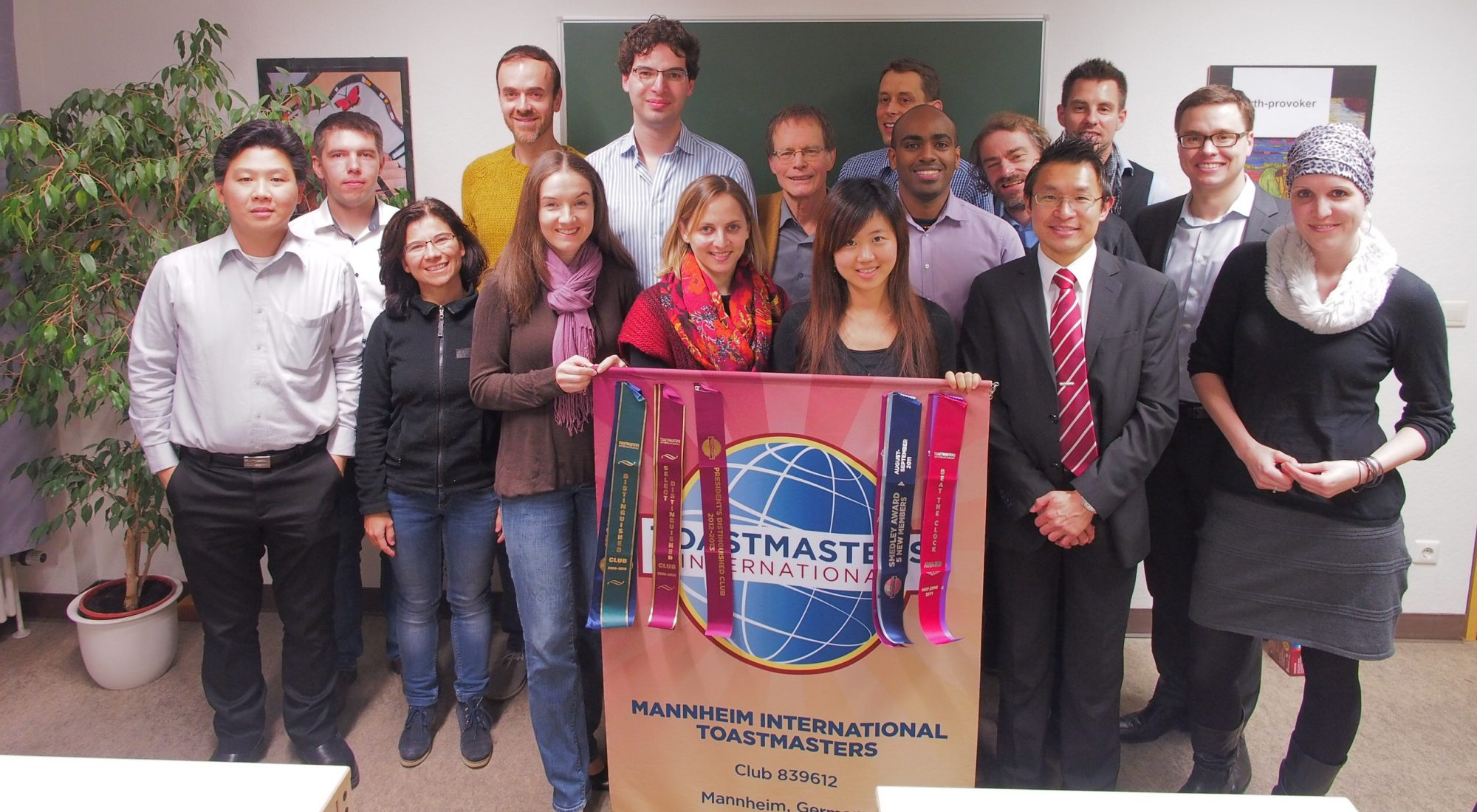 Mannheim International Toastmasters Club