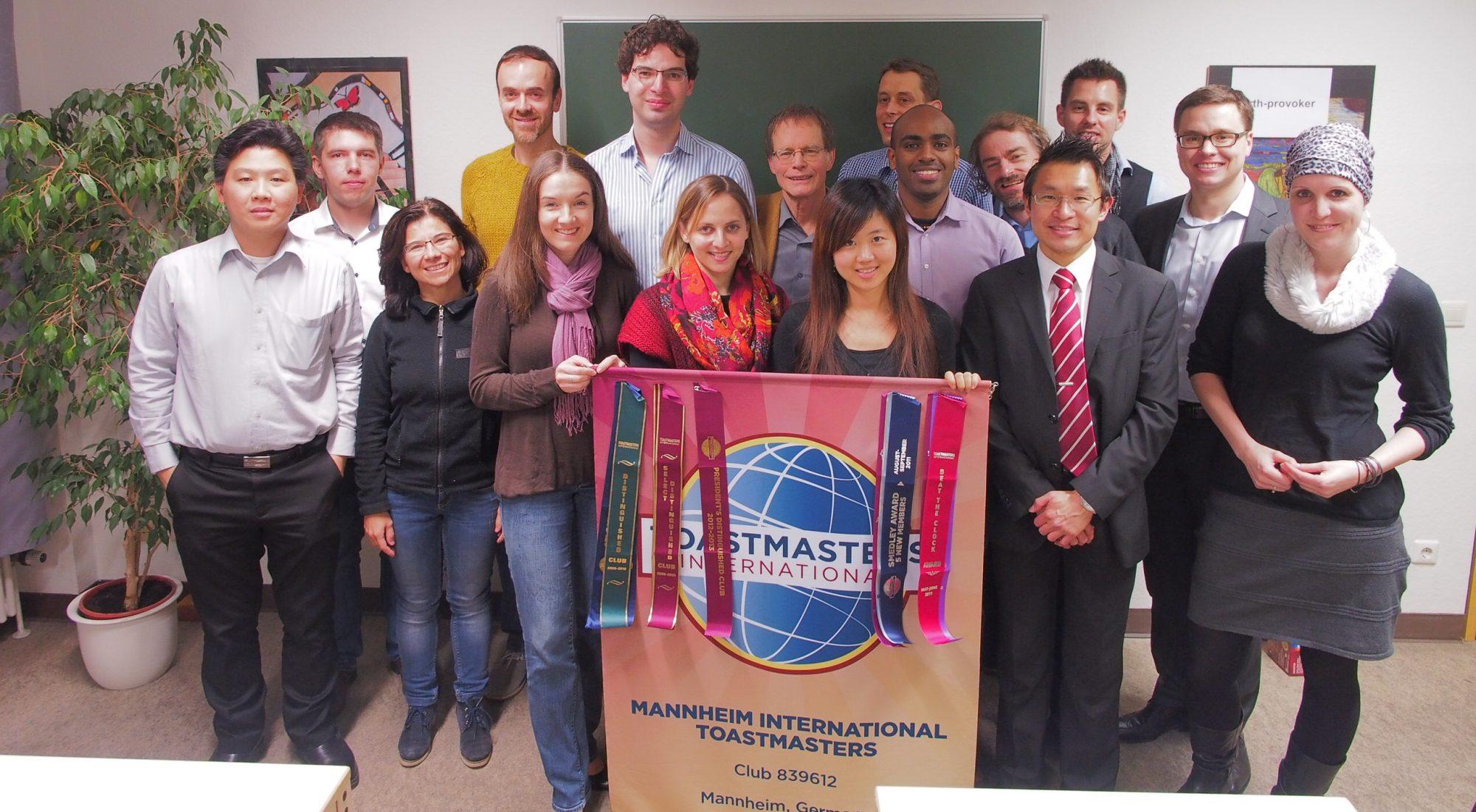 Mannheim International Toastmasters Club