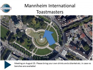 Mannheim International Toastmasters